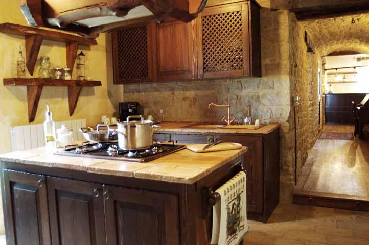 Awesome Cucine Con Isola In Muratura Images - Design & Ideas 2017 ...